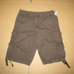 Old Navy Men's Cargo Shorts     Waist: 32   Brown